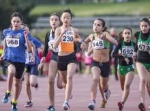 Campeonato de menores en la pista de la Albericia----Foto Roberto Ruiz 13-3-2016
