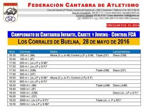 Campeonato de Cantabria Juvenil y Cadete - 3ª Jornada / Campeonato de Cantabria Infantil - 4ª Jornada @ Los Corrales de Buelna | Cantabria | España