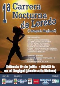 I Carrera Nocturna de Loredo @ Loredo | Cantabria | España