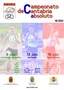 Campeonato de Cantabria Absoluto y Júnior - 1ª Jornada @ Los Corrales de Buelna | Cantabria | España