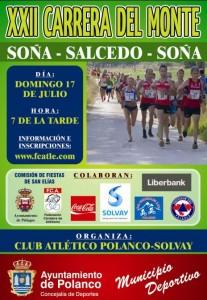 XXII Carrera del Monte Soña-Salcedo-Soña @ Soña | Cantabria | España