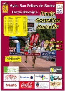 I Carrera Homenaje a Paula González Berodia @ Cantabria | España