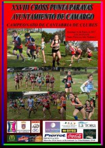 XXVIII Cross Ayuntamiento de Camargo  - Punta Parayas / Campeonato de Cantabria de Cross por Clubes @ Maliaño | Cantabria | España