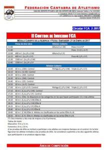II Control de Invierno FCA @ Santander | Cantabria | España