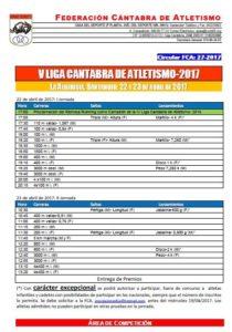 V Liga Cántabra de Atletismo @ Santander | Cantabria | España
