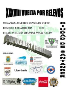 XXXVIII Vuelta por Relevos Ciudad de Santander @ Cueto | Cantabria | España