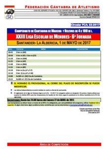 Campeonato de Cantabria de Marcha y Absoluto de 4x100 @ Santander | Cantabria | España