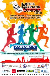 XX Medio Maratón y 10 Kilómetros Villa de Santoña @ Santoña | Cantabria | España