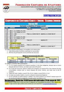 Campeonato de Cantabria Juvenil y Cadete - 2ª Jornada @ Santander | Cantabria | España