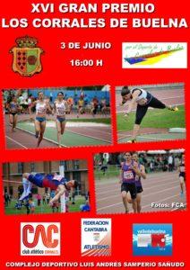 XVI Gran Premio Los Corrales de Buelna y Control RFEA @ Los Corrales de Buelna | Cantabria | España