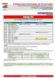 I Control de Verano FCA @ Los Corrales de Buelna | Cantabria | España