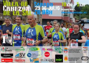 VII 10 Km. y III 5 Km. Villa de Cabezón @ Cabezón de la Sal | Cantabria | España
