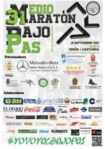 XXXI Medio Maratón Bajo Pas - Ayuntamiento de Piélagos @ Oruña de Piélagos | Cantabria | España