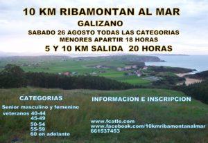 III 5 y 10 Kilómetros de Ribamontán al Mar @ Galizano | Cantabria | España