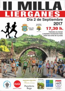 II Milla Popular de Liérganes @ Liérganes | Cantabria | España