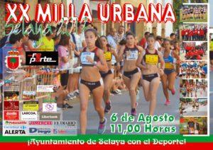 XX Milla Urbana de Selaya @ Cantabria | España
