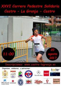 XXVI Carrera Pedestre Solidaria Castro-La Granja-Castro @ Castro Urdiales | Cantabria | España