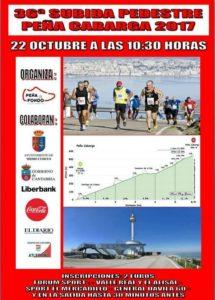 XXXVI Subida Pedestre a Peña Cabarga @ Heras | Cantabria | España