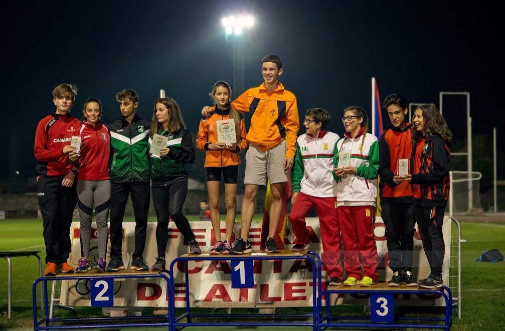 z 28-10-2017 Final liga menores podium srrefa