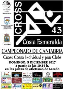 XLIII Cross Costa Esmeralda / XX Campeonato de Cantabria de Cross Corto Individual y por Clubes @ Laredo | Cantabria | España