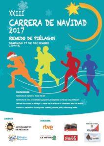 XXIII Carrera de Navidad de Piélagos @ Renedo de Piélagos | Cantabria | España