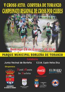 V Cross Ayuntamiento de Corvera de Toranzo / Campeonato de Cantabria de Cross por Clubes @ Borleña | Cantabria | España