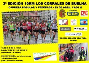 III 5 y 10 Kilómetros de Los Corrales de Buelna @ Los Corrales de Buelna | Cantabria | España