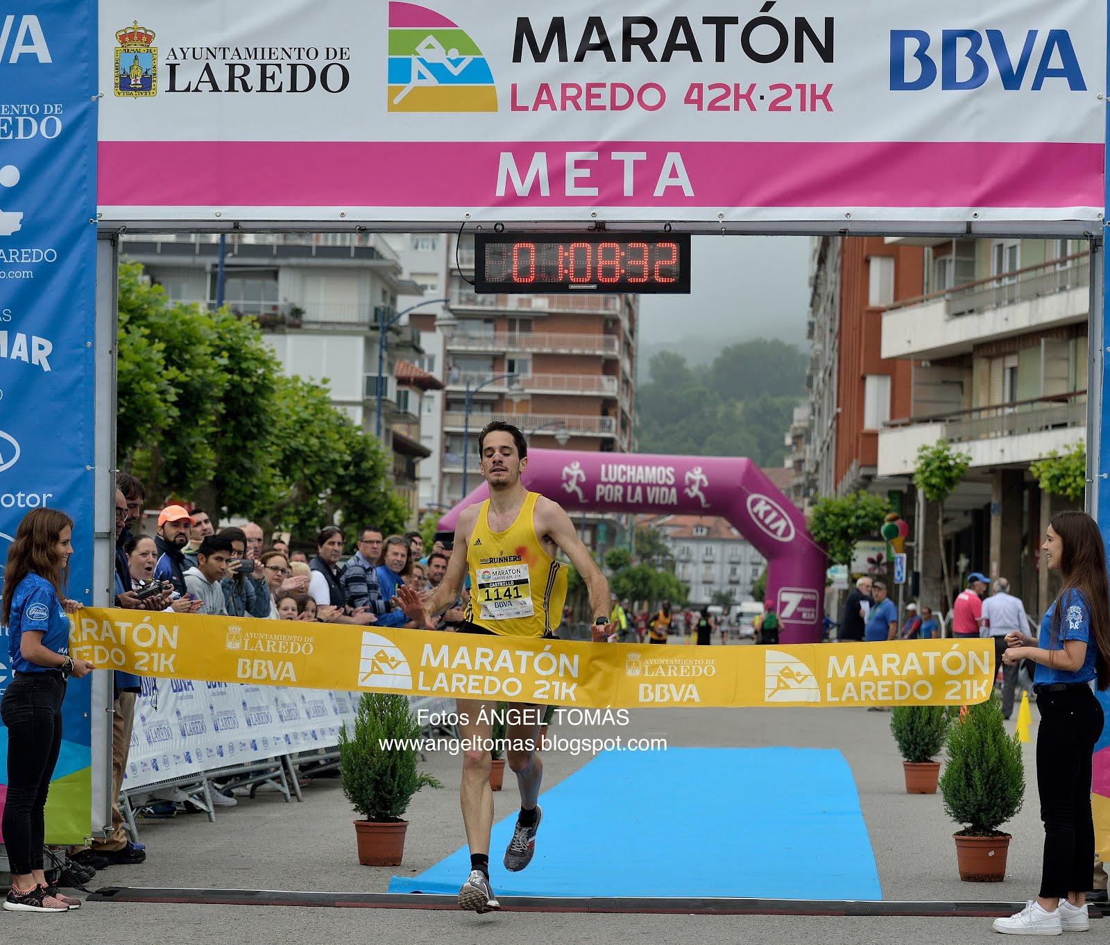 Maraton Laredo 2018 FOTO ANGEL TOMAS _AT56307