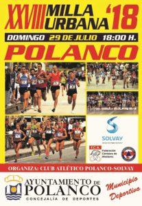 XXVIII Milla Urbana de Polanco