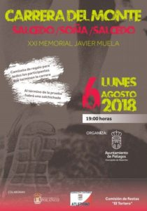 XXI Carrera del Monte Salcedo-Soña-Salcedo - Memorial Javier Muela @ Vioño de Piélagos | Cantabria | España