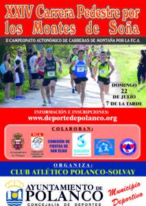 XXIV Carrera Pedestre por los Montes de Soña / II Campeonato de Cantabria de Carrera de Montaña @ Soña | Cantabria | España