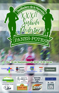 XXXII Subida Pedestre Desfiladero de La Hermida @ Panes | Principado de Asturias | España