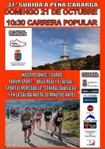 XXXVII Subida a Peña Cabarga @ Heras | Cantabria | España