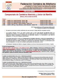 Campeonato de Cantabria Absoluto y Júnior de Martillo @ Bilbao | País Vasco | España