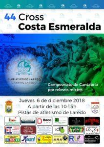 XLIV Cross Costa Esmeralda / I Campeonato de Cantabria de Relevos Mixtos de Campo a Través por Clubes @ Laredo | Cantabria | España