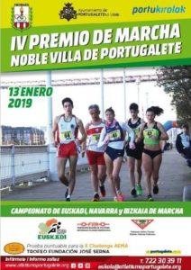 IV Premio de Marcha 'Noble Villa de Portugalete' @ Portugalete, Vizcaya
