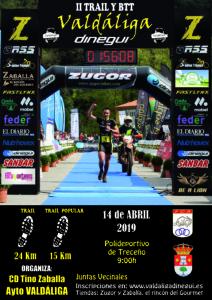 II Trail Valdáliga-Dinegui @ Treceño, Valdáliga