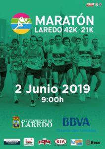 XVII Maratón y VI Medio Maratón de Laredo @ Laredo, Cantabria