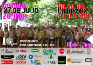 IX 10 Kilómetros y V 5 Kilómetros 'Villa de Cabezón' @ Cabezón de la Sal