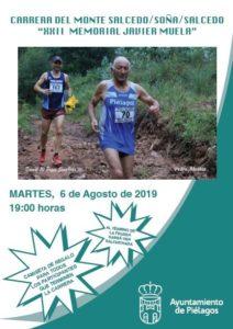 XXII Carrera del Monte Salcedo-Soña-Salcedo - Memorial Javier Muela @ Salcedo de Piélagos, Vioño