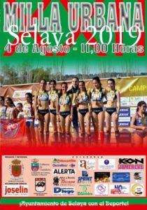 XXII Milla Urbana de Selaya @ Selaya
