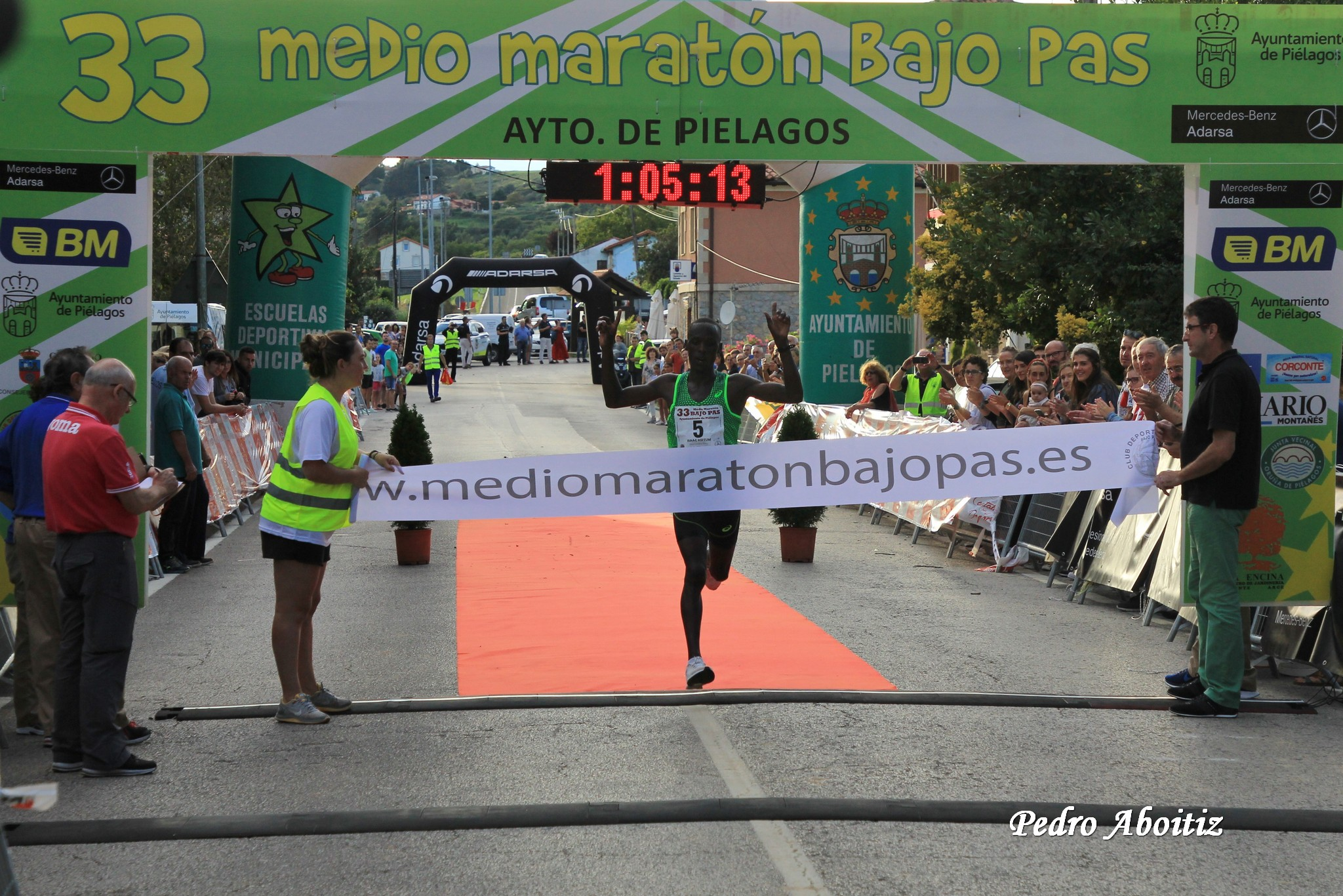 2019-09-21 XXXIII Medio Maratón Bajo Pas 449