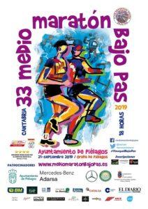 XXXIII Medio Maratón Bajo Pas - Ayuntamiento de Piélagos @ Oruña de Piélagos, Cantabria