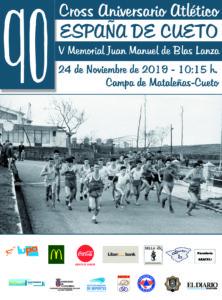 XC Cross Aniversario Atlético España de Cueto - V Memorial Juan Manuel de Blas Lanza @ Mataleñas, Santander