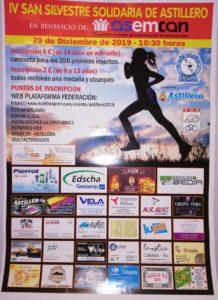 IV San Silvestre Solidaria Ayuntamiento de El Astillero @ El Astillero, Cantabria