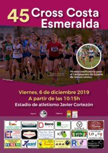 XLV Cross Costa Esmeralda / Prueba de Selección - Campeonato de España de Relevos Mixtos de Campo a Través por Clubes @ Laredo, Cantabria