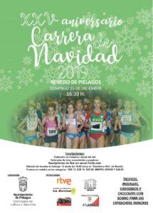 XXV Carrera de Navidad de Piélagos @ Renedo de Piélagos, Cantabria