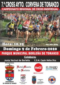 VII Cross Ayuntamiento de Corvera de Toranzo / Campeonato de Cantabria de Campo a Través Individual @ Borleña de Toranzo, Cantabria