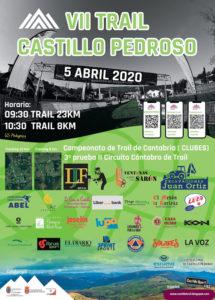 VII Trail Castillo Pedroso / III Campeonato de Cantabria de Trail por Clubes @ Castillo Pedroso, Cantabria