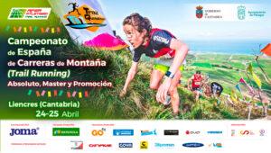 IX Campeonato de España Absoluto, Máster y Sub20 de Carreras de Montaña - Trail Running / IX Trail Costa Quebrada